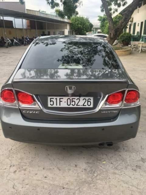 Bán ô tô Honda Civic 2010, màu xám, giá tốt-1
