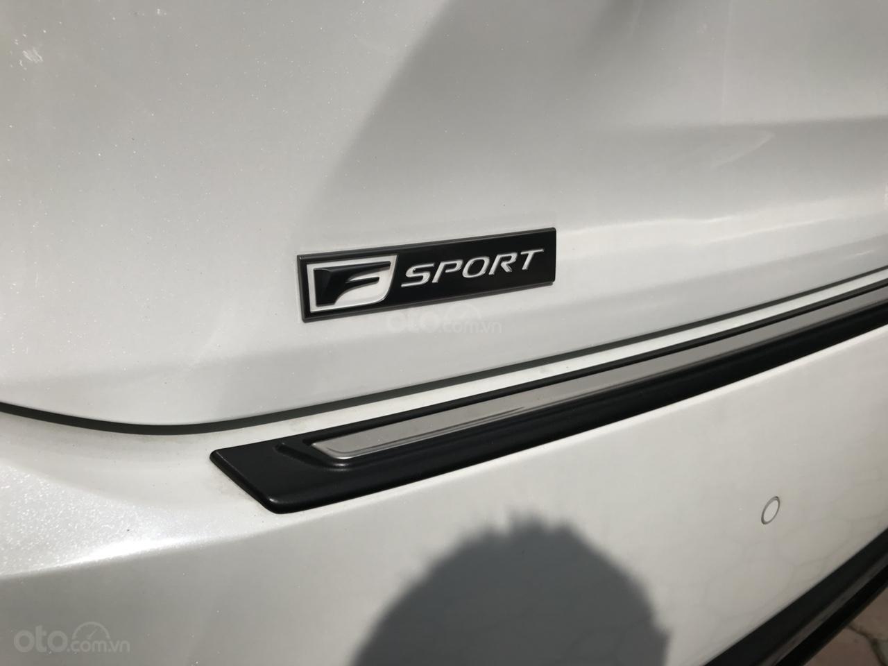 Bán Lexus RX 350 Fsport 2016, màu trắng, xe nhập Mỹ, LH Ms Hương 0945392468 (10)