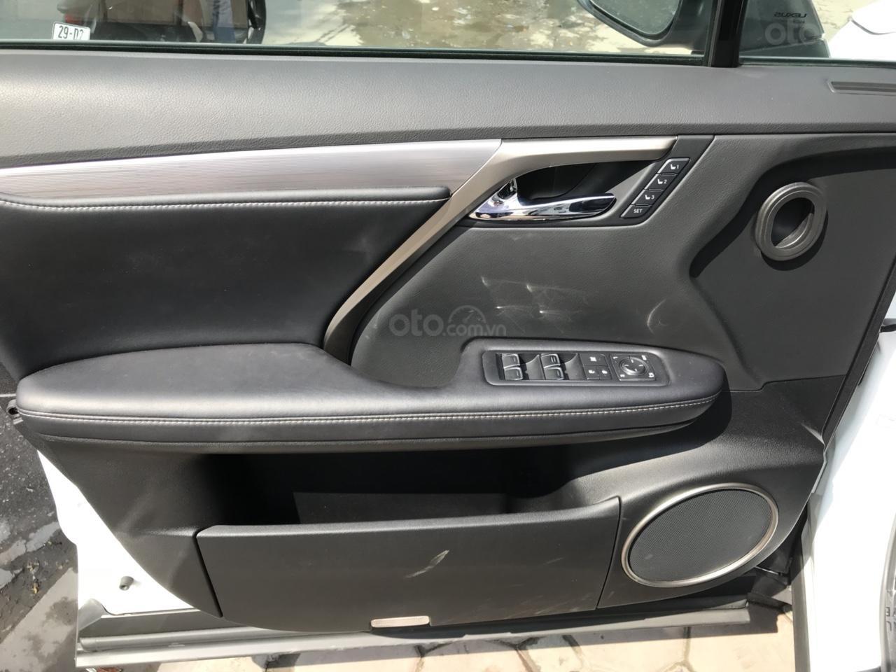 Bán Lexus RX 350 Fsport 2016, màu trắng, xe nhập Mỹ, LH Ms Hương 0945392468 (11)