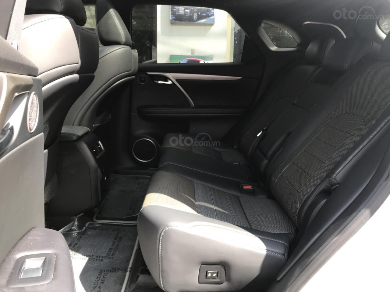 Bán Lexus RX 350 Fsport 2016, màu trắng, xe nhập Mỹ, LH Ms Hương 0945392468 (20)