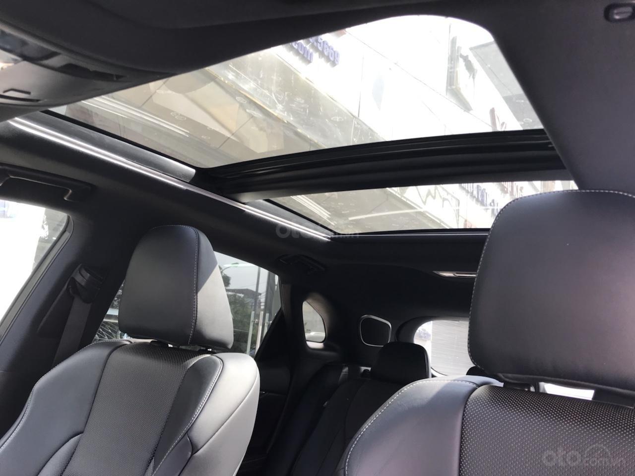 Bán Lexus RX 350 Fsport 2016, màu trắng, xe nhập Mỹ, LH Ms Hương 0945392468 (21)