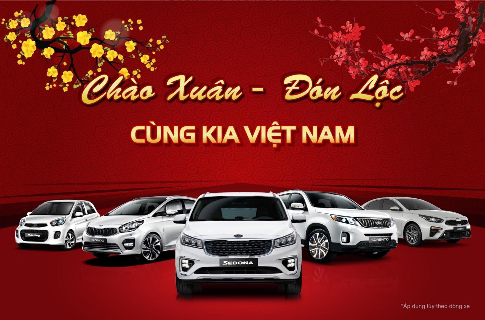Đón Tết Kỷ Hợi cùng Kia, khách hàng Việt nhận lộc đầu Xuân mới a1
