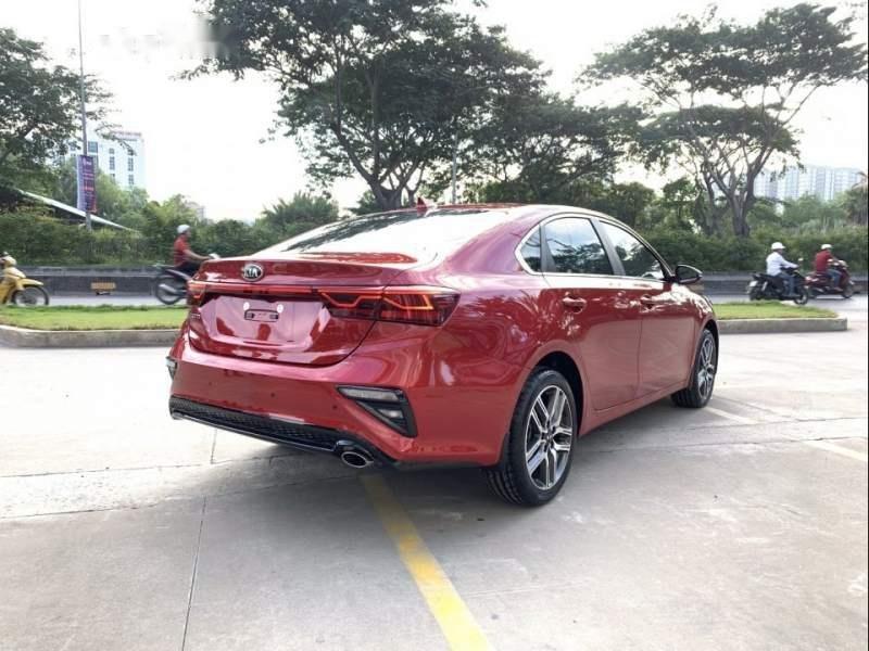 Bán xe Kia Cerato đời 2019, màu đỏ, giá 559tr-1