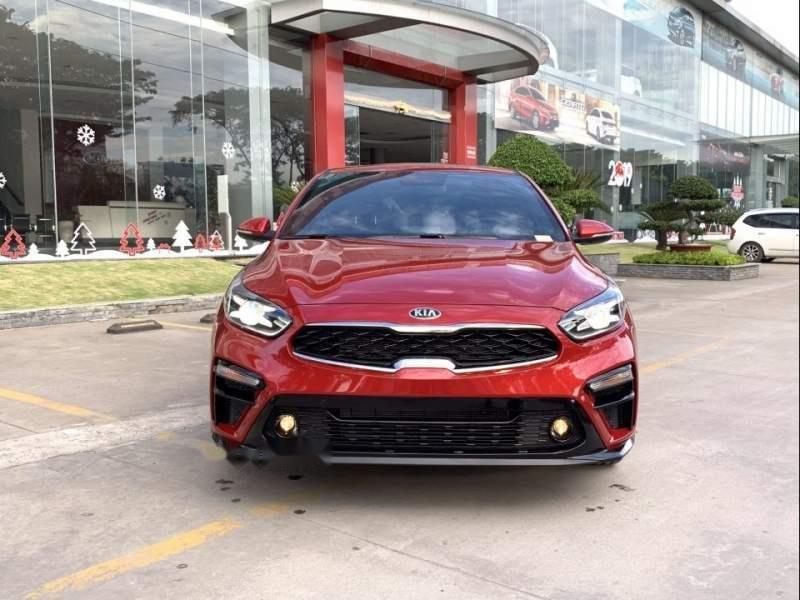 Bán xe Kia Cerato đời 2019, màu đỏ, giá 559tr-0