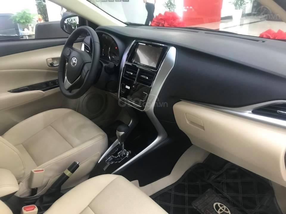 Bán Toyota Vios 2019 giảm giá tiền mặt cực sốc, giao xe ngay, hỗ trợ mọi thủ tục (2)