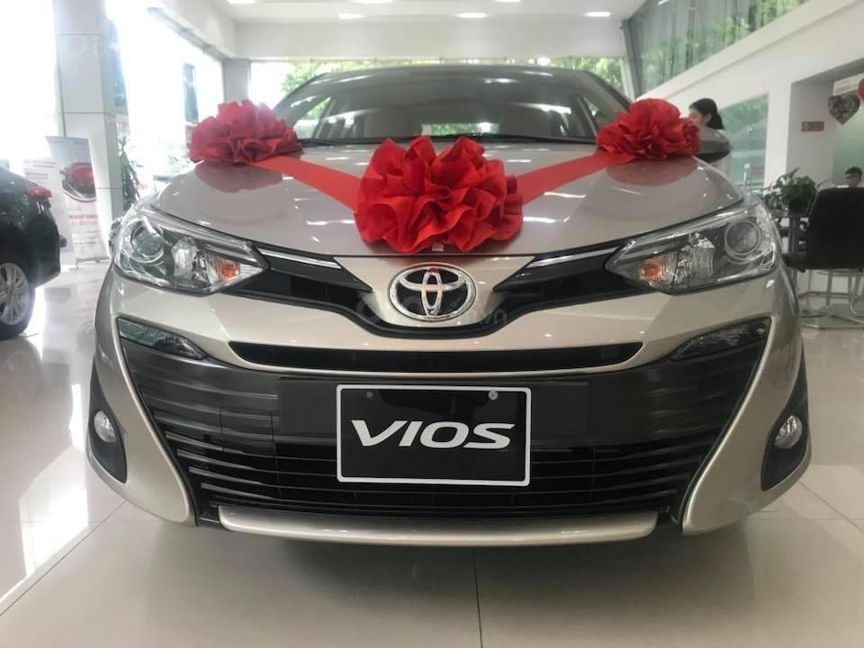 Bán Toyota Vios 2019 giảm giá tiền mặt cực sốc, giao xe ngay, hỗ trợ mọi thủ tục (4)