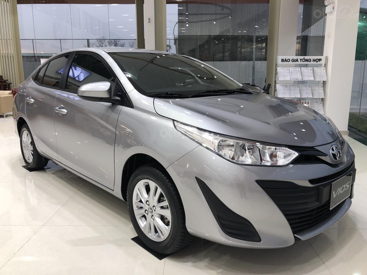 Bán Toyota Vios 1.5E - Tặng: DVD, camera lùi, bọc ghế + 35 triệu + Rất nhiều ưu đãi khác nữa-0