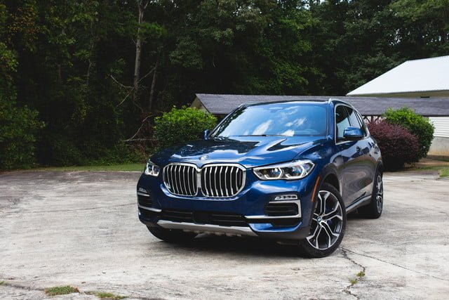 Top 10 mẫu xe đáng mua nhất năm 2019:BMW X5.
