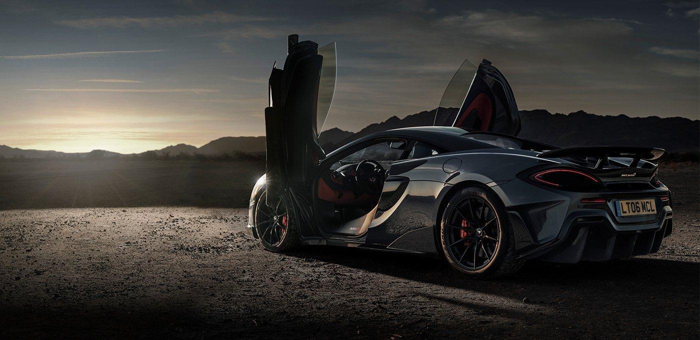 McLaren 600LT-Top 10 mẫu xe đáng mua nhất năm 2019.