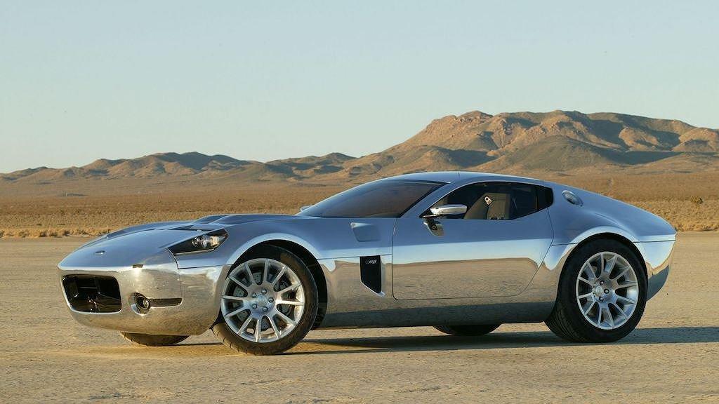 """Sau 15 năm, Ford Shelby GR-1 concept mới được """"duyệt"""" sản xuất thương mại a1"""