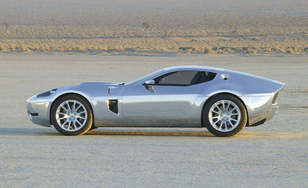 """Sau 15 năm, Ford Shelby GR-1 concept mới được """"duyệt"""" sản xuất thương mại a6"""