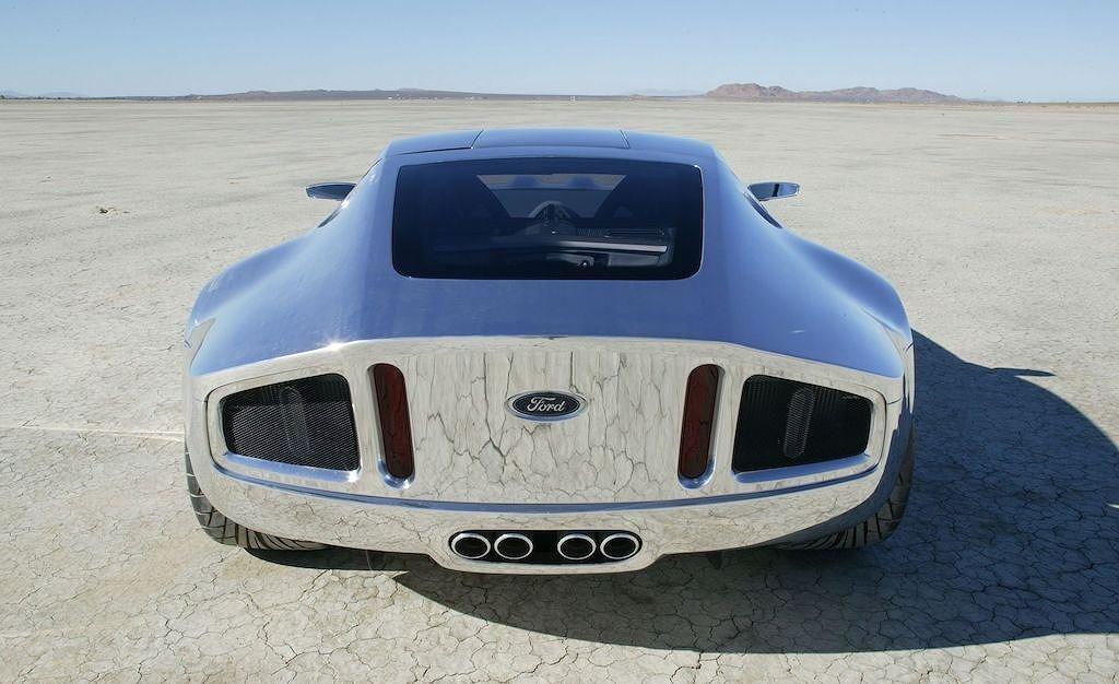 """Sau 15 năm, Ford Shelby GR-1 concept mới được """"duyệt"""" sản xuất thương mại a9"""