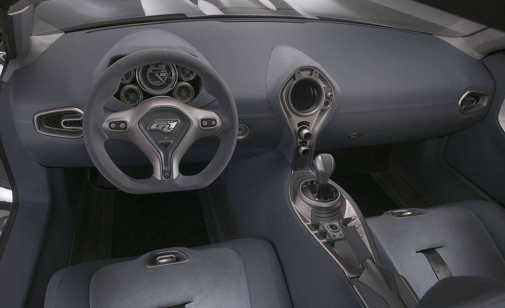 """Sau 15 năm, Ford Shelby GR-1 concept mới được """"duyệt"""" sản xuất thương mại a10"""