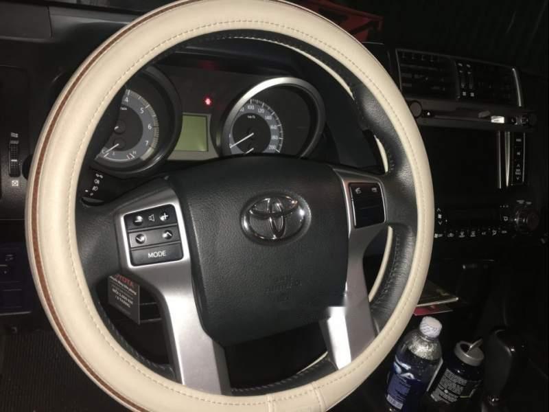 Cần bán lại xe Toyota Prado sản xuất năm 2016, màu trắng, giá tốt-3