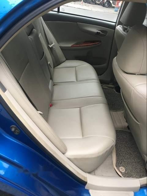Xe Toyota Corolla altis AT đời 2009, màu xanh lam, 475 triệu-3
