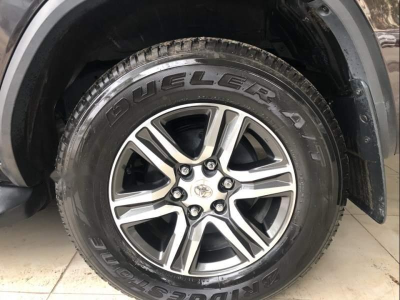 Cần bán xe Toyota Fortuner MT năm 2017, màu đen, nhập khẩu nguyên chiếc -4