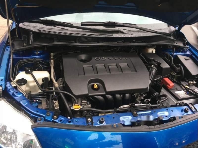 Xe Toyota Corolla altis AT đời 2009, màu xanh lam, 475 triệu-4