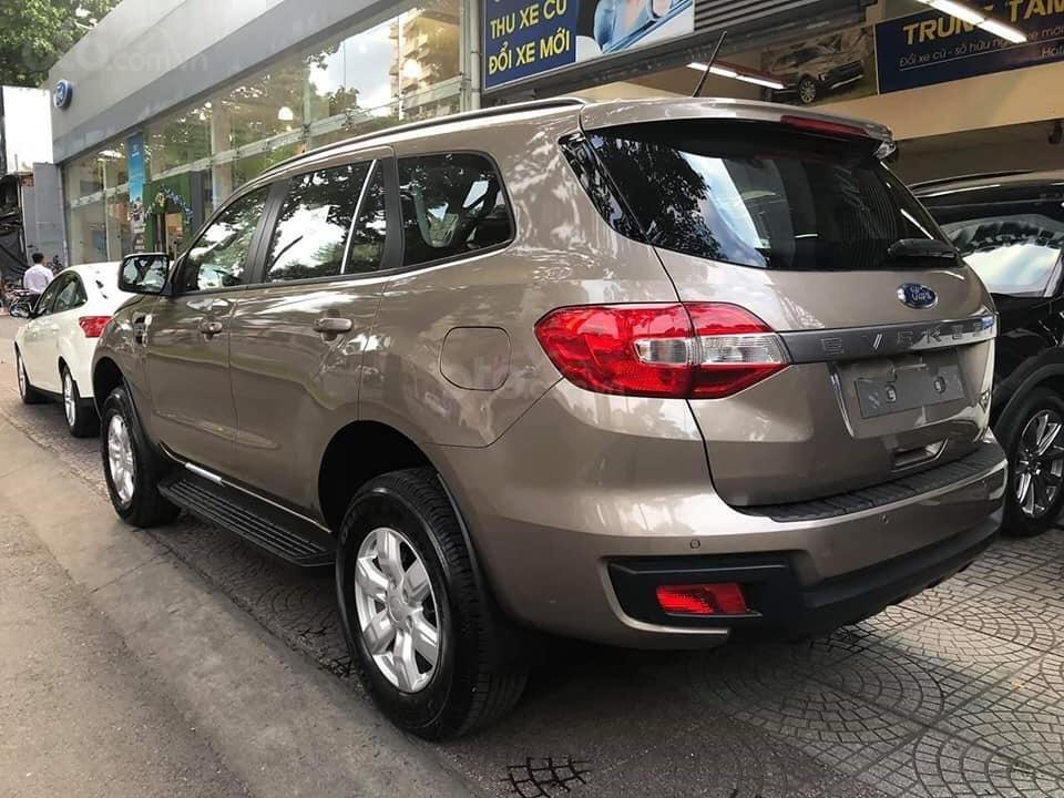 Ford Everest Ambient 2.0L AT 7 chỗ, giá ưu đãi kèm quà tặng, trả góp lãi suất thấp-2