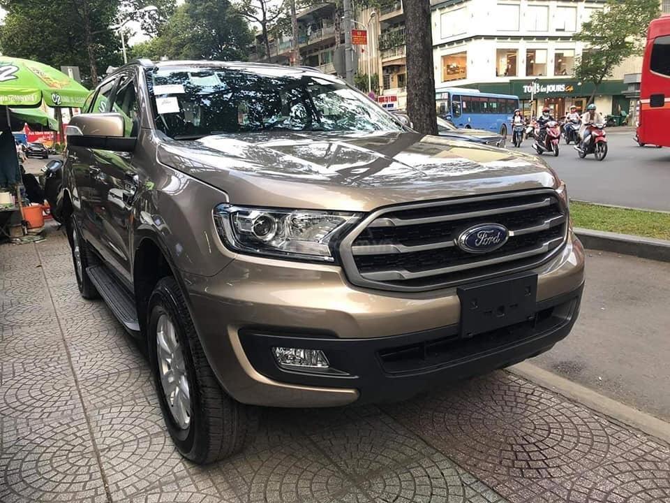 Ford Everest Ambient 2.0L AT 7 chỗ, giá ưu đãi kèm quà tặng, trả góp lãi suất thấp-0