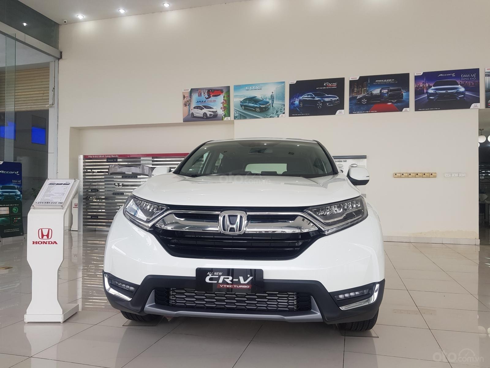 Bán Honda CRV 2019 nhập khẩu, 7 chỗ, giao ngay đủ màu, khuyến mại phụ kiện - LH: 0833578866-0