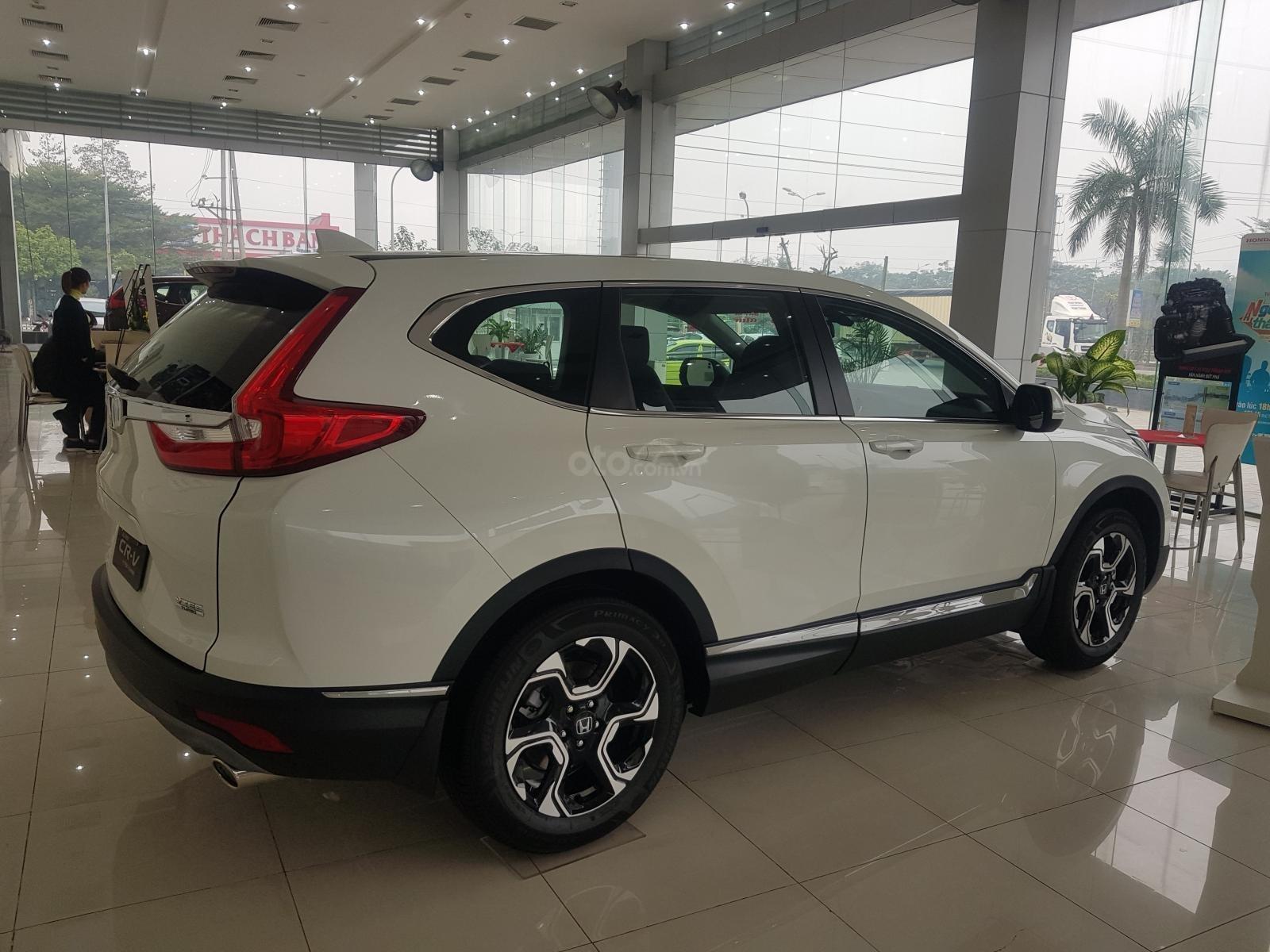 Bán Honda CRV 2019 nhập khẩu, 7 chỗ, giao ngay đủ màu, khuyến mại phụ kiện - LH: 0833578866-4
