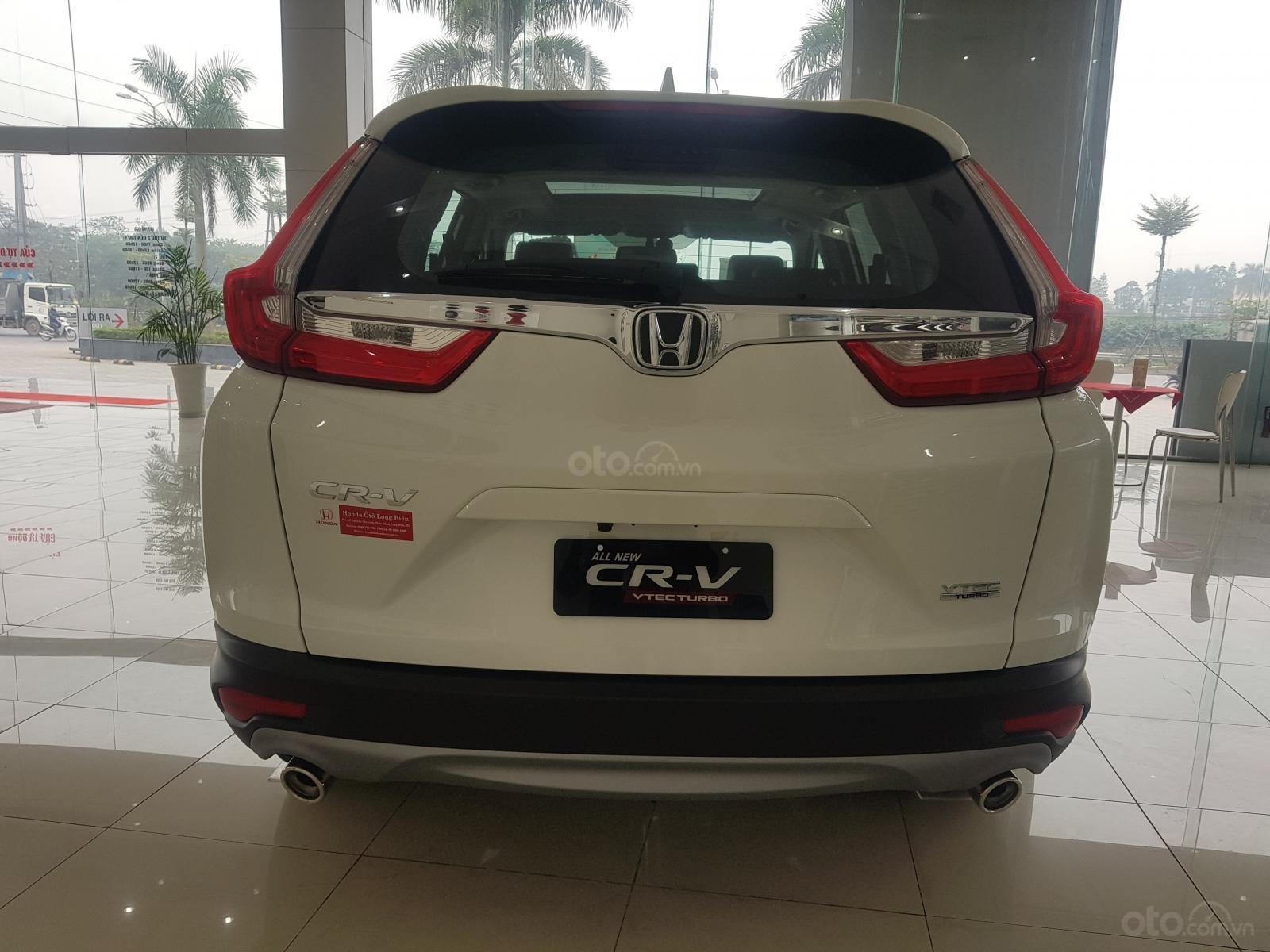 Bán Honda CRV 2019 nhập khẩu, 7 chỗ, giao ngay đủ màu, khuyến mại phụ kiện - LH: 0833578866-5