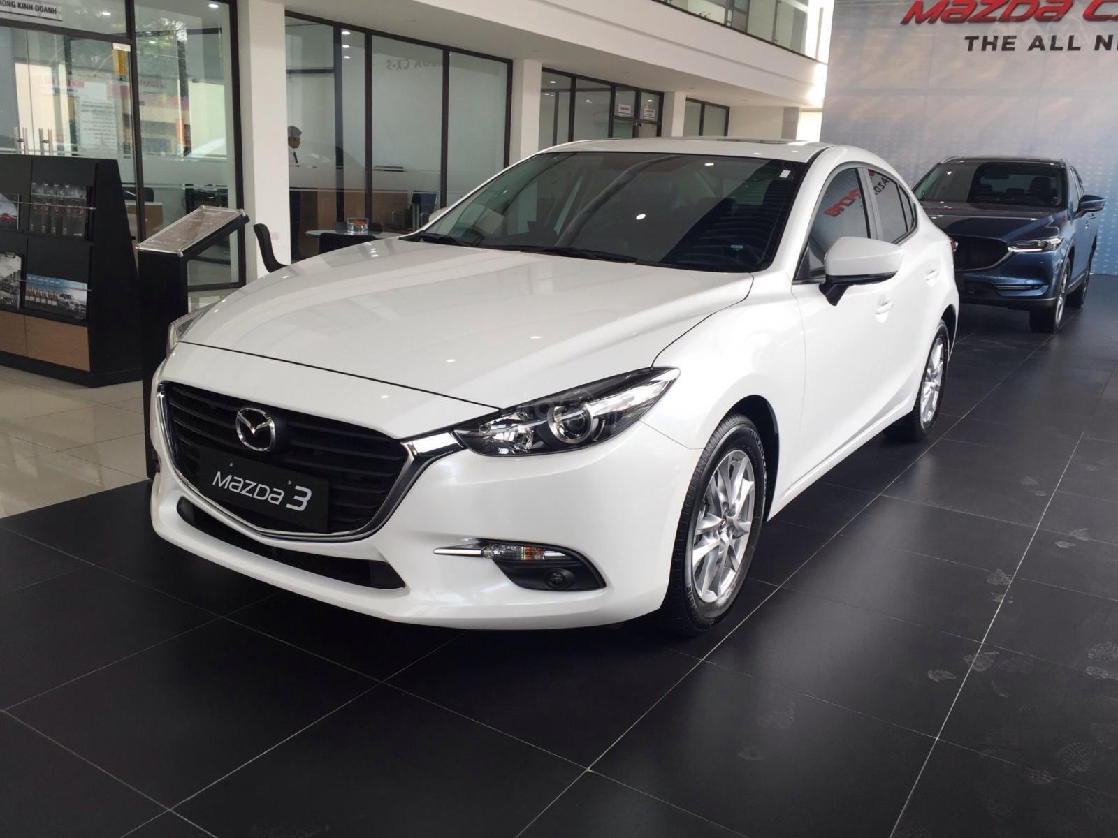 Siêu khuyến mại Mazda 3 2019, quà tặng lên đến 70 triệu, cho vay trả góp 100%, có xe giao ngay - LH: 0902814222-0