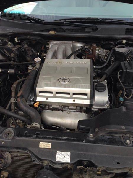 Gia đình cần bán Camry V6 2002, số tự động, màu đen gia đình sử dụng rất kĩ (6)