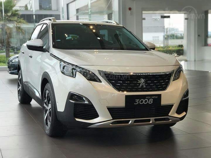 PEUGEOT THANH XUÂN bán xe Peugeot 3008 2019 Giá tốt nhất MIỀN BẮC - GIAO XE TRƯỚC TẾT-0