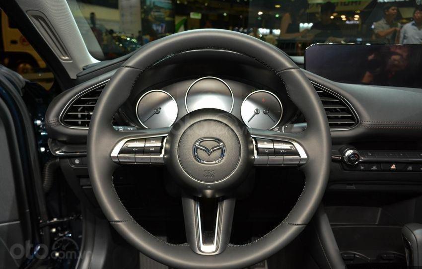 Vô-lăng Mazda 3 2019 mới