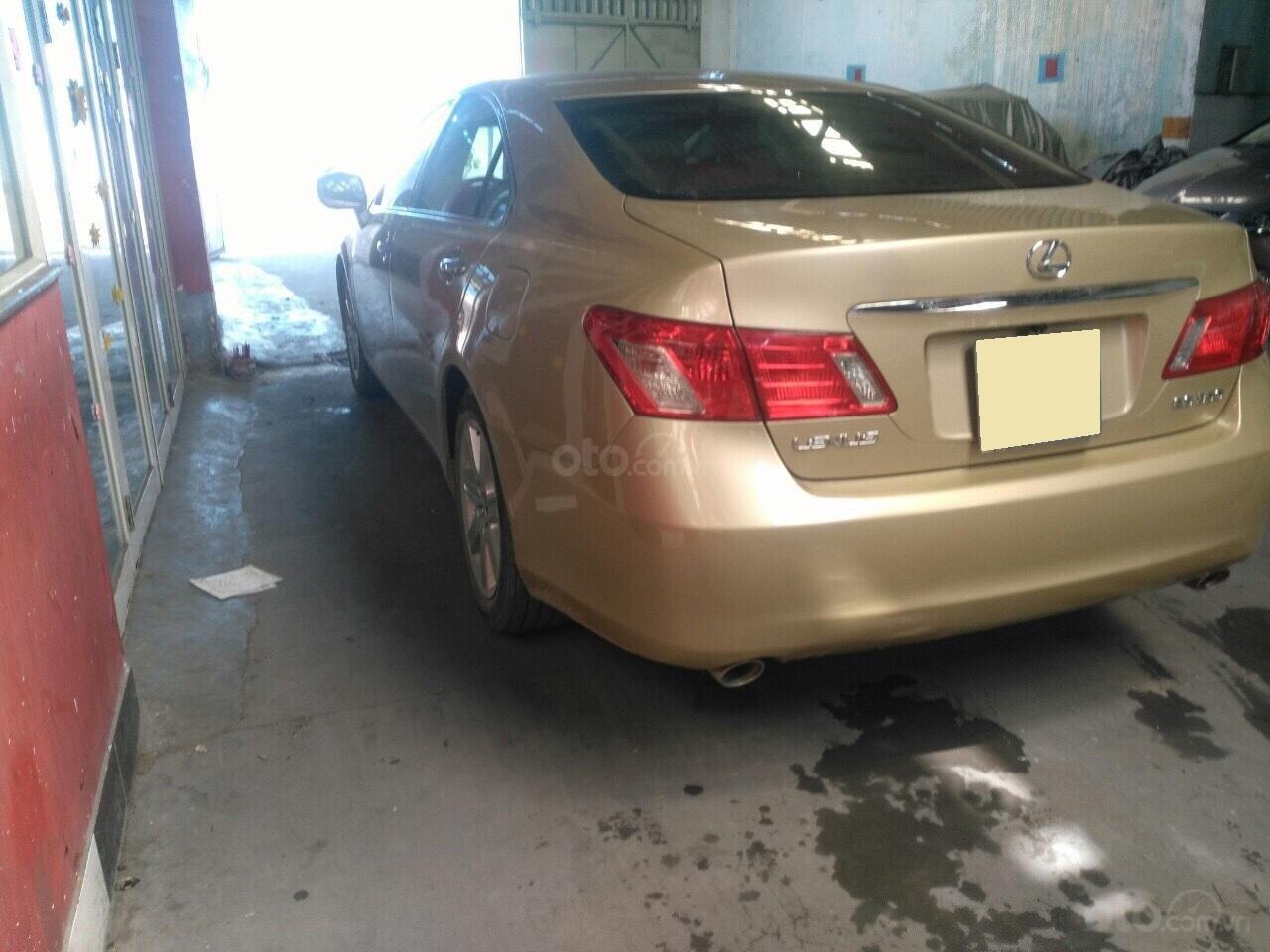 Cần bán xe Lexus ES350 sx 2009, màu nâu-vàng, nhập khẩu-2