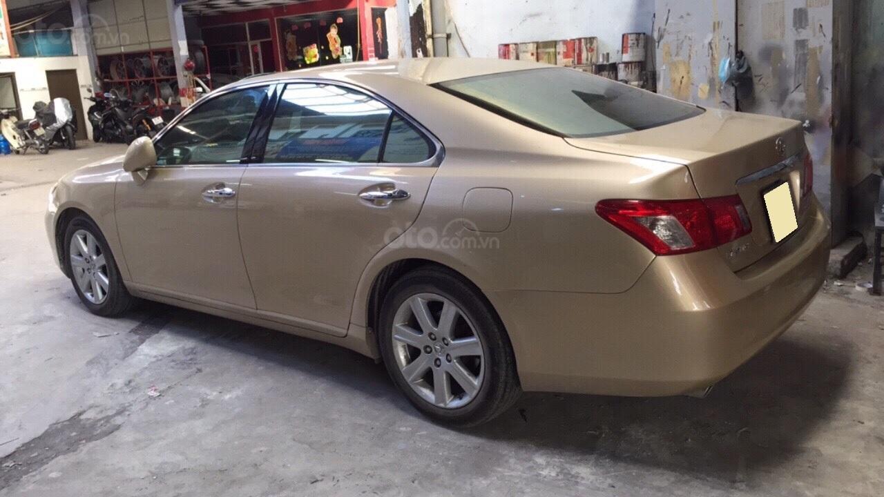 Cần bán xe Lexus ES350 sx 2009, màu nâu-vàng, nhập khẩu-0