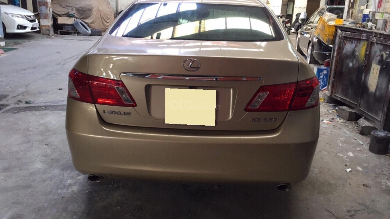 Cần bán xe Lexus ES350 sx 2009, màu nâu-vàng, nhập khẩu-4