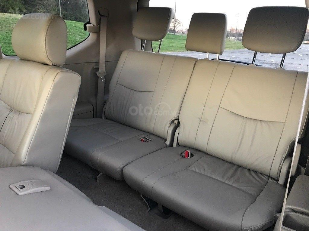 Cần bán xe Lexus GX470 2009 màu trắng,  nhập khẩu Nhật Bản (8)