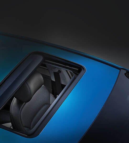 Cửa sổ trời chỉnh điện đóng/mở 1 chạm của Hyundai Elantra Sport 2018 a1