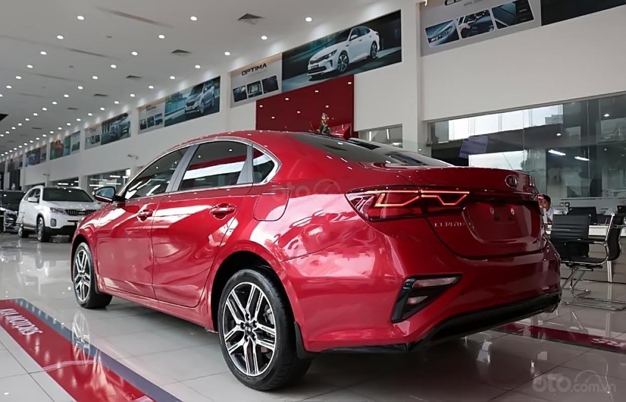 Bán ô tô Kia Cerato 2.0 AT Premium 2019, màu đỏ, giá tốt-1