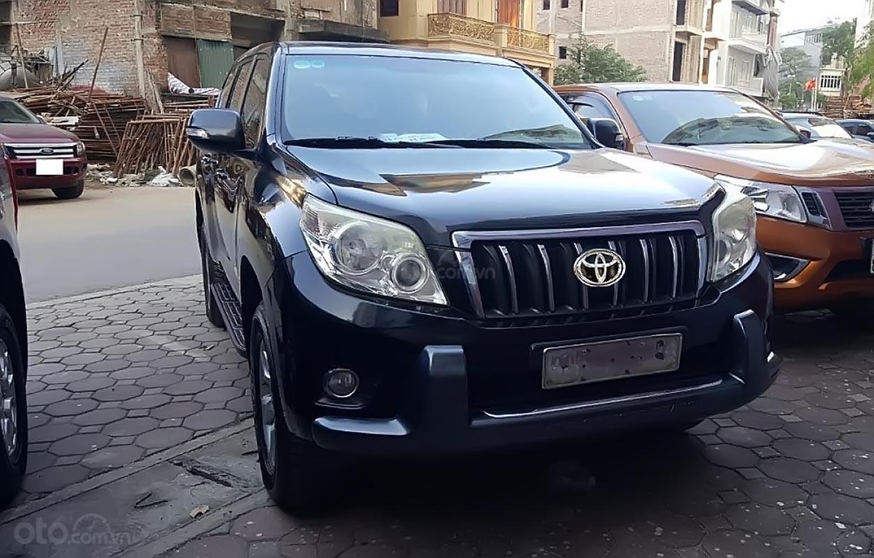 Cần bán lại xe Toyota Prado TXL 2.7L sản xuất 2009, màu đen, xe nhập số tự động-0