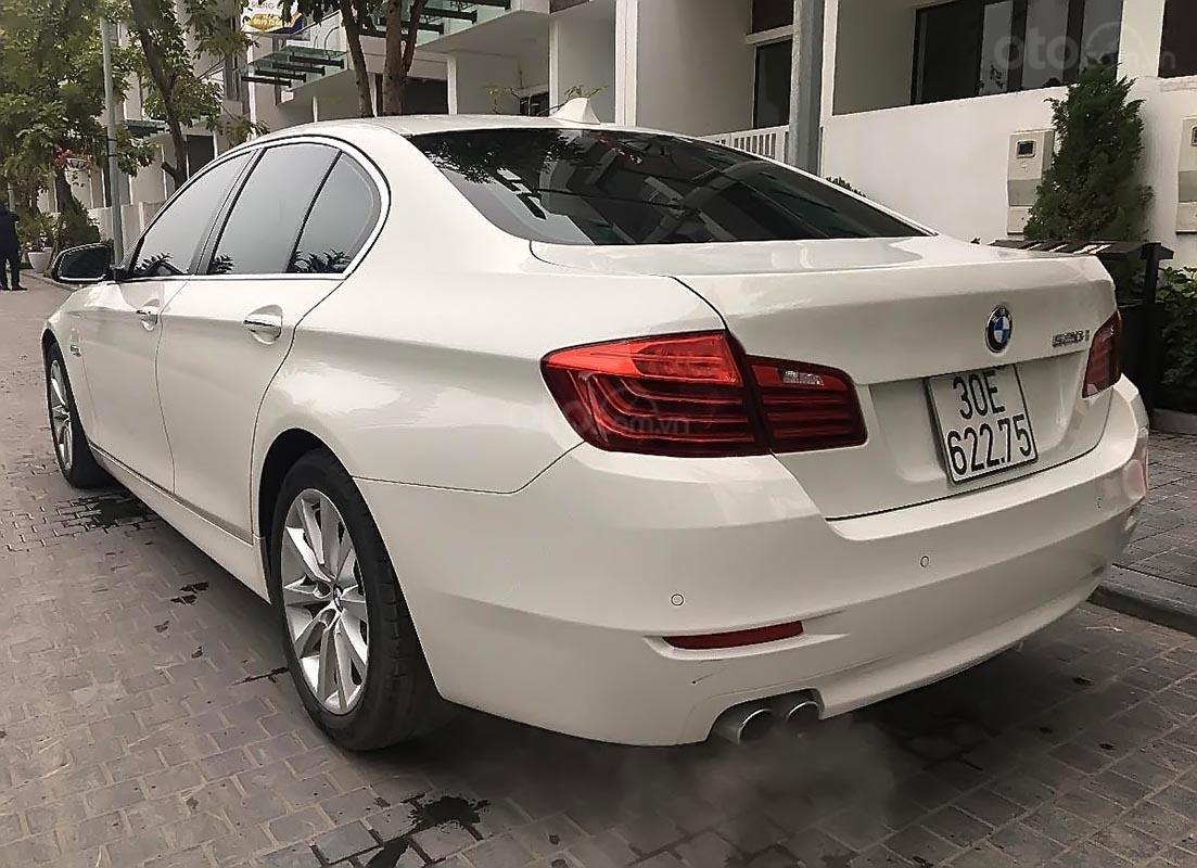 Cần bán BMW 5 Series 520i đời 2016, màu trắng, nhập khẩu nguyên chiếc-1
