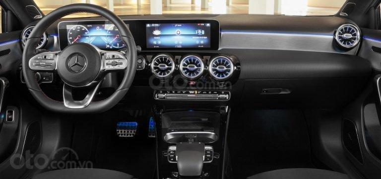 So sánh nhanh Mercedes-Benz CLA-Class mới và cũ và A-Class - ảnh 9