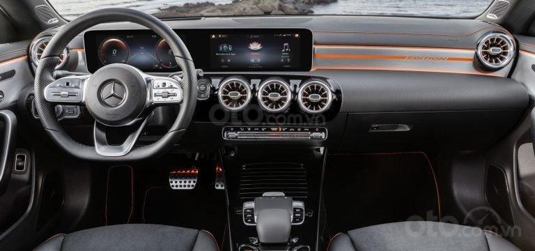 So sánh nhanh Mercedes-Benz CLA-Class mới và cũ và A-Class - ảnh 7