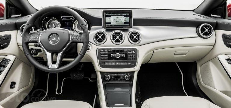 So sánh nhanh Mercedes-Benz CLA-Class mới và cũ và A-Class - ảnh 8