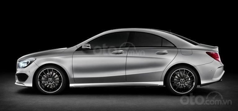 So sánh nhanh Mercedes-Benz CLA-Class mới và cũ và A-Class - ảnh 5