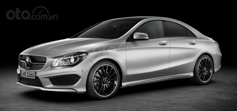 So sánh nhanh Mercedes-Benz CLA-Class mới và cũ và A-Class - ảnh 2
