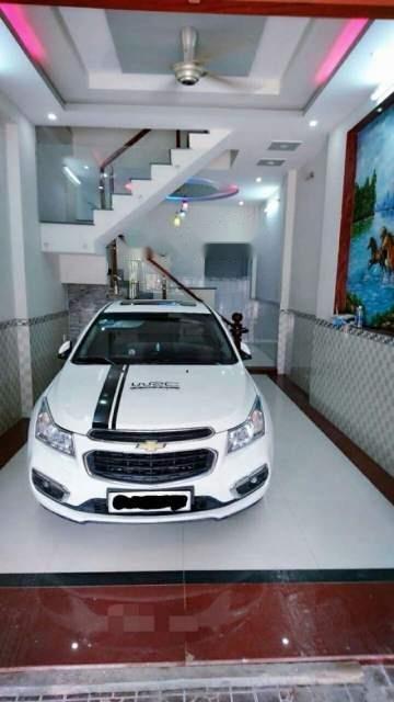 Bán Chevrolet Cruze đời 2016, màu trắng, xe nhập còn mới, 509tr (2)