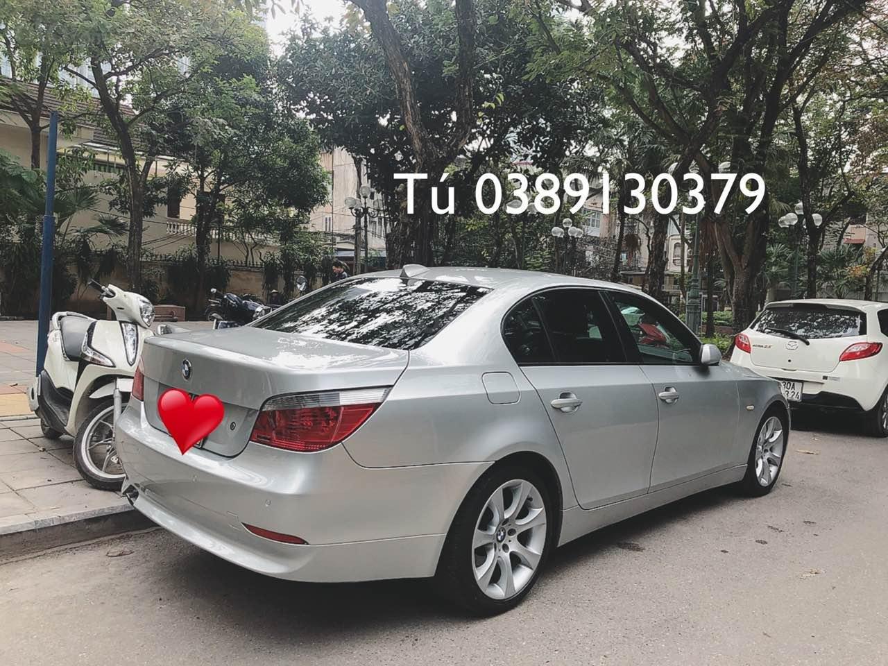 Cần bán xe BMW 5 series, đời 2004, giá cực êm 350tr (3)