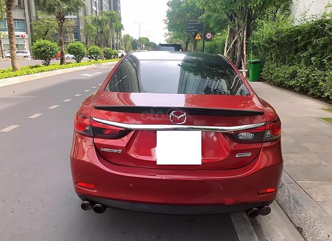 Cần bán Mazda 6 2.0 AT 2015, màu đỏ, chính chủ-1
