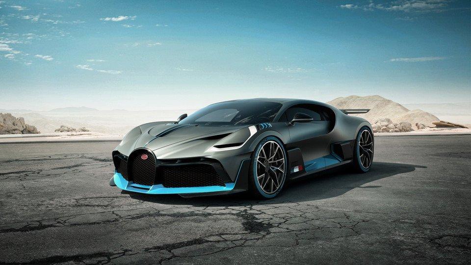Gọi tên 10 siêu xe 'quái vật' ra mắt toàn cầu năm 2018:Bugatti Divo.