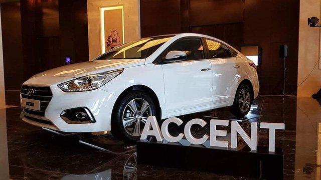 Đánh giá xe Hyundai Accent 2018: Sở hữu nhiều cải tiến.