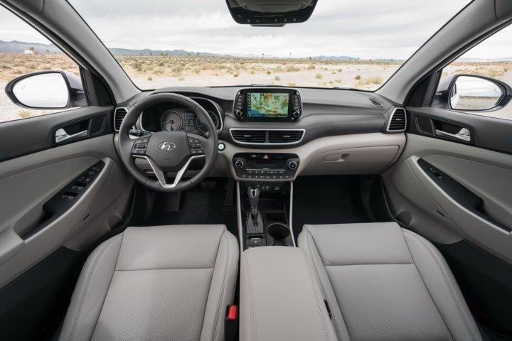 Hyundai Tucson nâng cấp tại Việt Nam tăng giá 5% lên mức bao nhiêu? a3