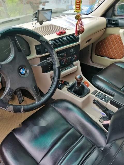 Bán BMW 5 Series 525i 1995, màu đen, xe nhập (5)
